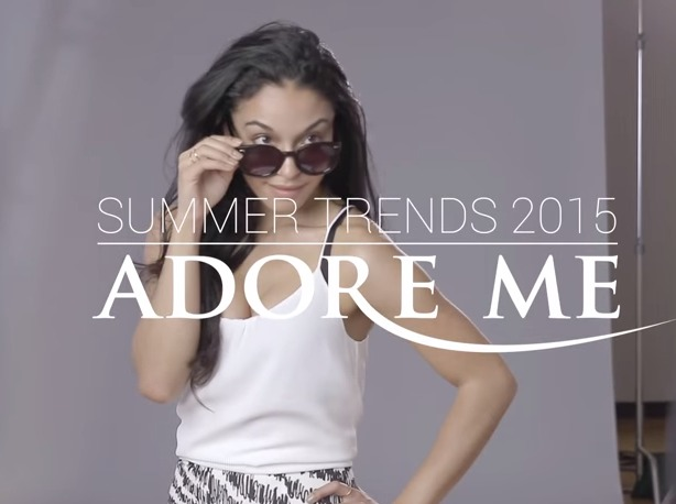 Adore Me's Fashion Trends for Summer 2015